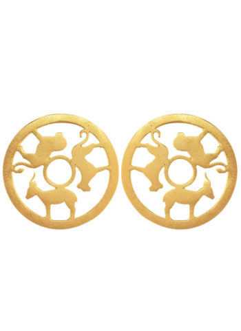 SAFIYA STUDS - Affordable pieces of superior quality
