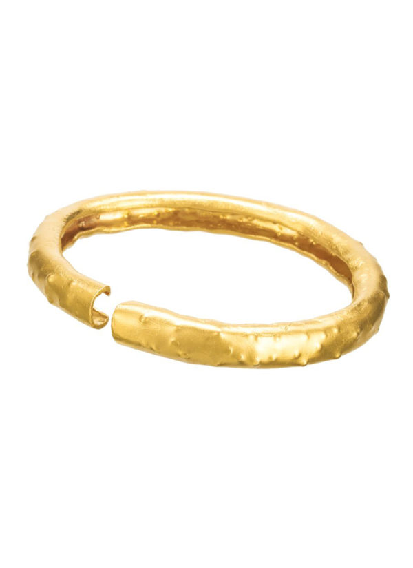 ENIGMATIC ENIGMA BANGLE - minimalist and fuss free